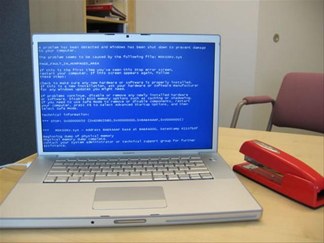 mac black screen of death. Blue Screen of Death Top 10