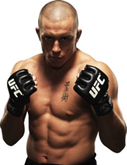 George St.Pierre